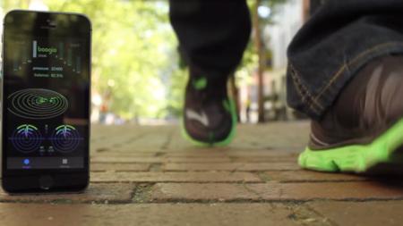 Ahora ya también existe calzado inteligente: Boogio
