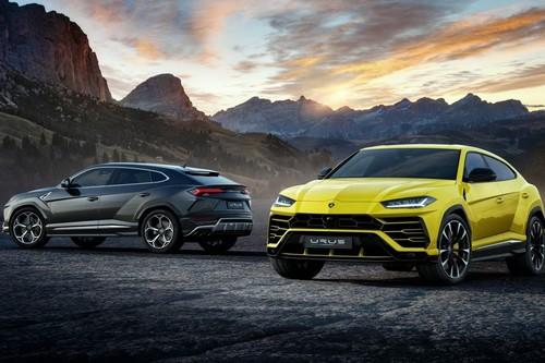 El Lamborghini Urus es un aplastante SUV de 641 hp para conquistar pistas y lo que venga