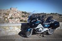 BMW R 1200 RT, prueba (conducción en ciudad y carretera)