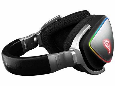 ROG Delta y ROG Delta Core: nuevos auriculares gaming de Asus con iluminación LED y conector jack 3,5 o USB Type-C