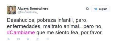 Cambiame Twitter Telecinco 3
