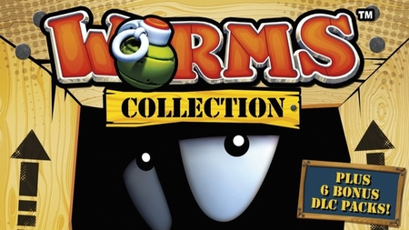 Tráiler de 'Worms Collection', el pack tres en uno (en físico) para PS3 y Xbox 360 de los famosos gusanos de Team 17