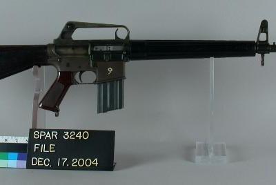 Prohibir el rifle más famoso de Estados Unidos es lo mejor que podemos hacer