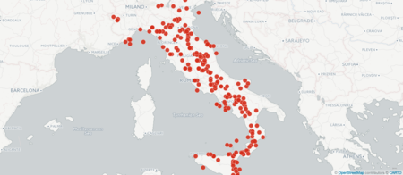 ¿Por qué ocurren tantos terremotos en Italia?