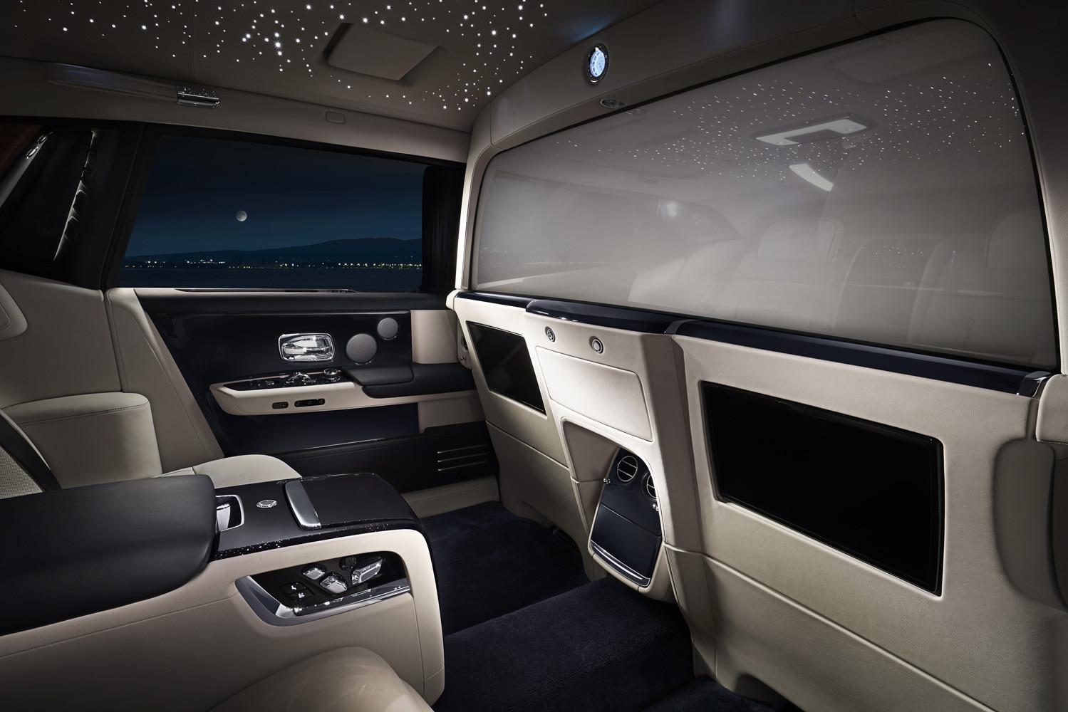 Foto de Rolls-Royce Phantom Privacy Suite (22/42)