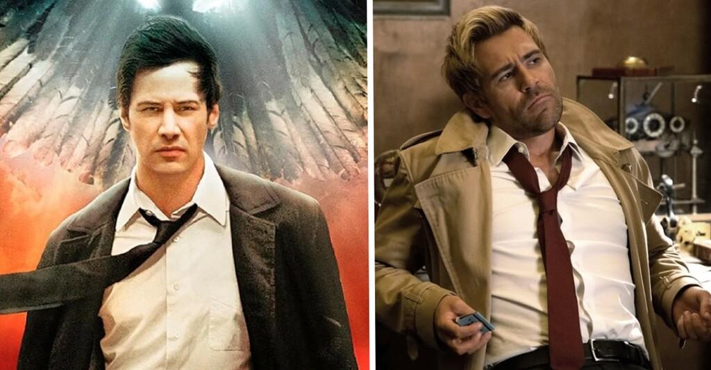 'Constantine': J. J. Abrams prepara un reboot para HBO Max más oscuro que las versiones con Keanu Reeves y Matt Ryan