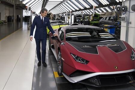Lamborghini Plan De Electrificacion 2021 2030 3