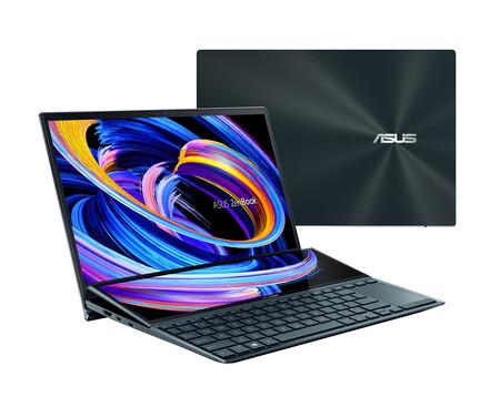 Asus Zenbook Duo 14 Ux482 04
