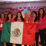 Olga Medrano, la primera mexicana en ganar el oro en la Olimpiada Europea Femenil de Matemáticas