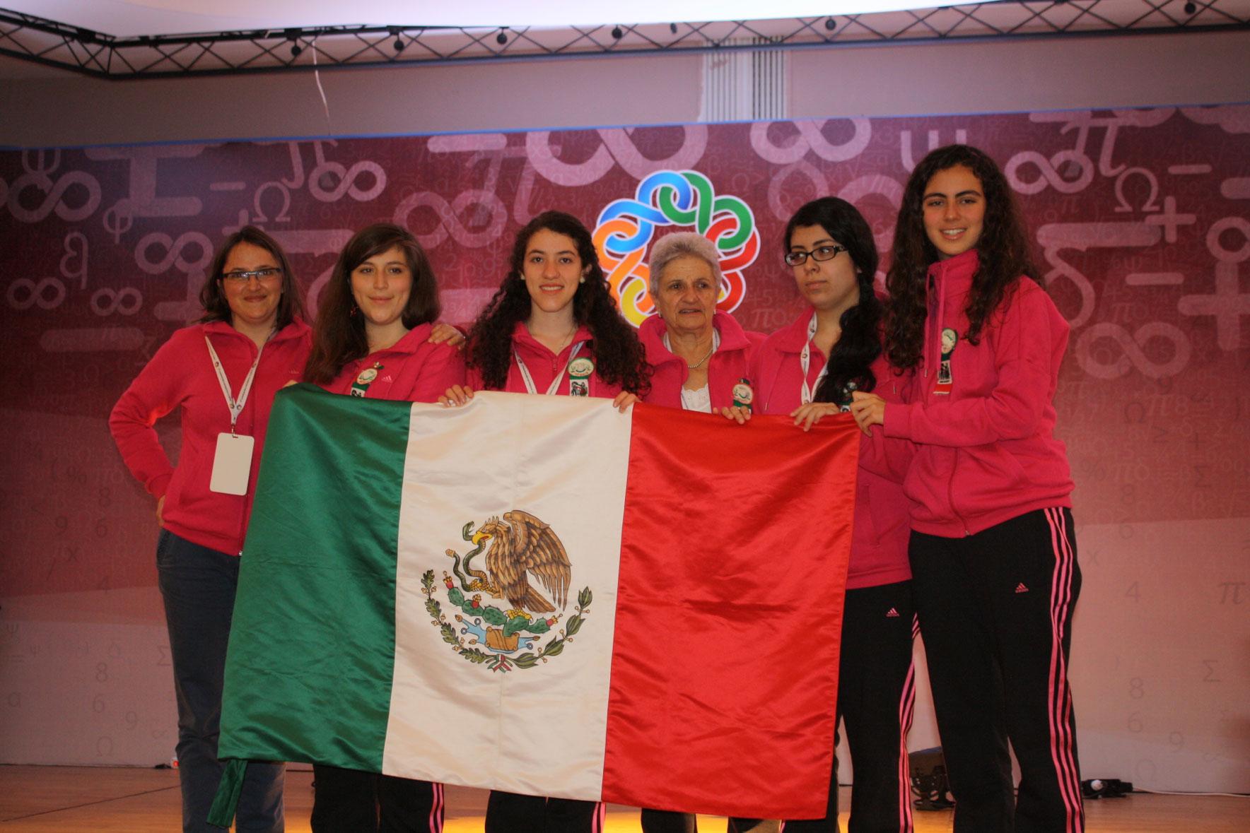 Olga Medrano es la primera mexicana en ganar una medalla de oro