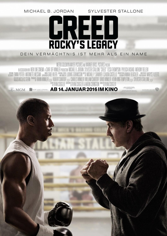 Foto de 'Creed. La leyenda de Rocky', carteles (6/7)