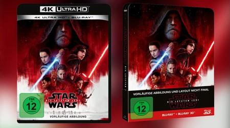 ¿Llegarán las películas de Star Wars por fin a Blu-ray UHD? Estas pistas apuntan a que sí