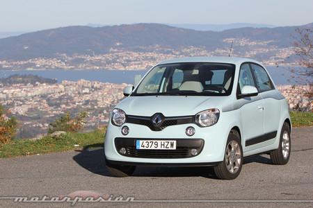Renault Twingo Prueba 16 1000
