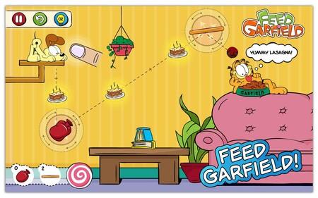 Alimenta Garfield