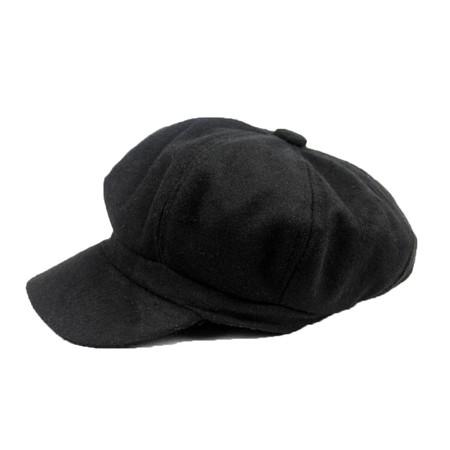 boina parisina negra