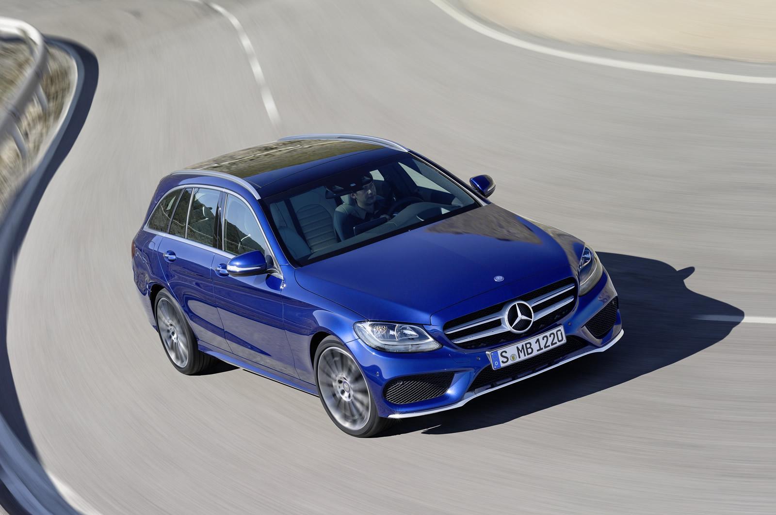 Foto de Mercedes-Benz Clase C Estate 2014 (25/36)