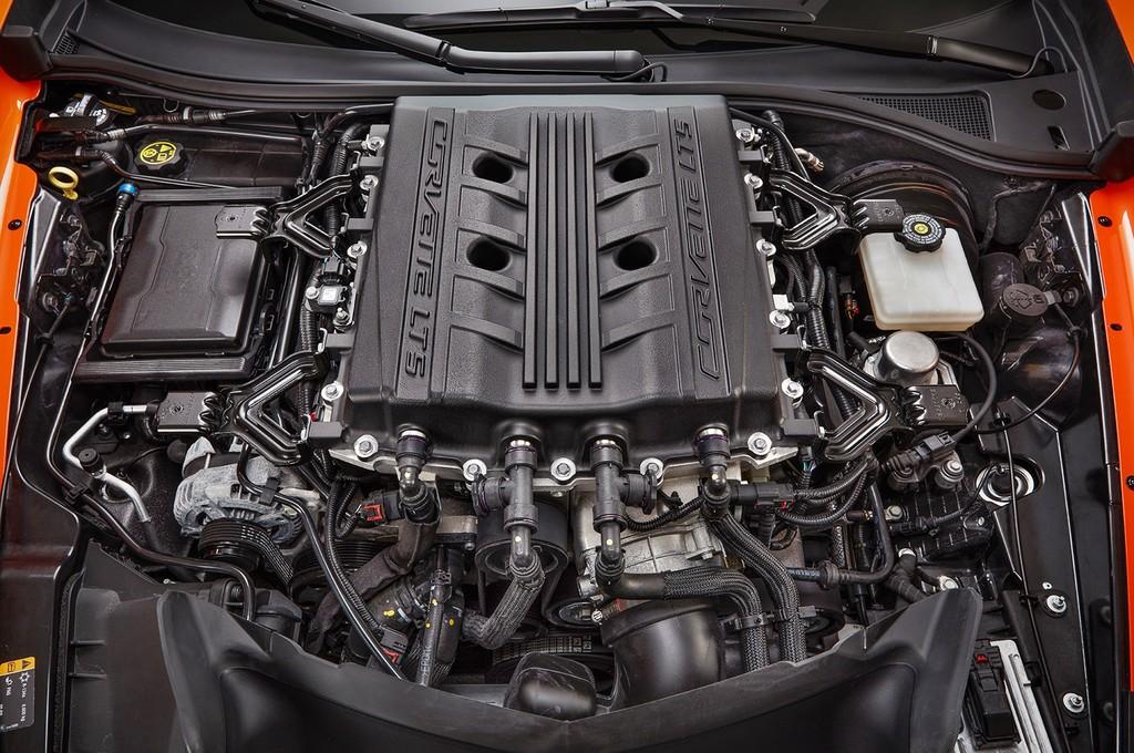 Chevrolet Corvette Zr1 Convertible 2019 1