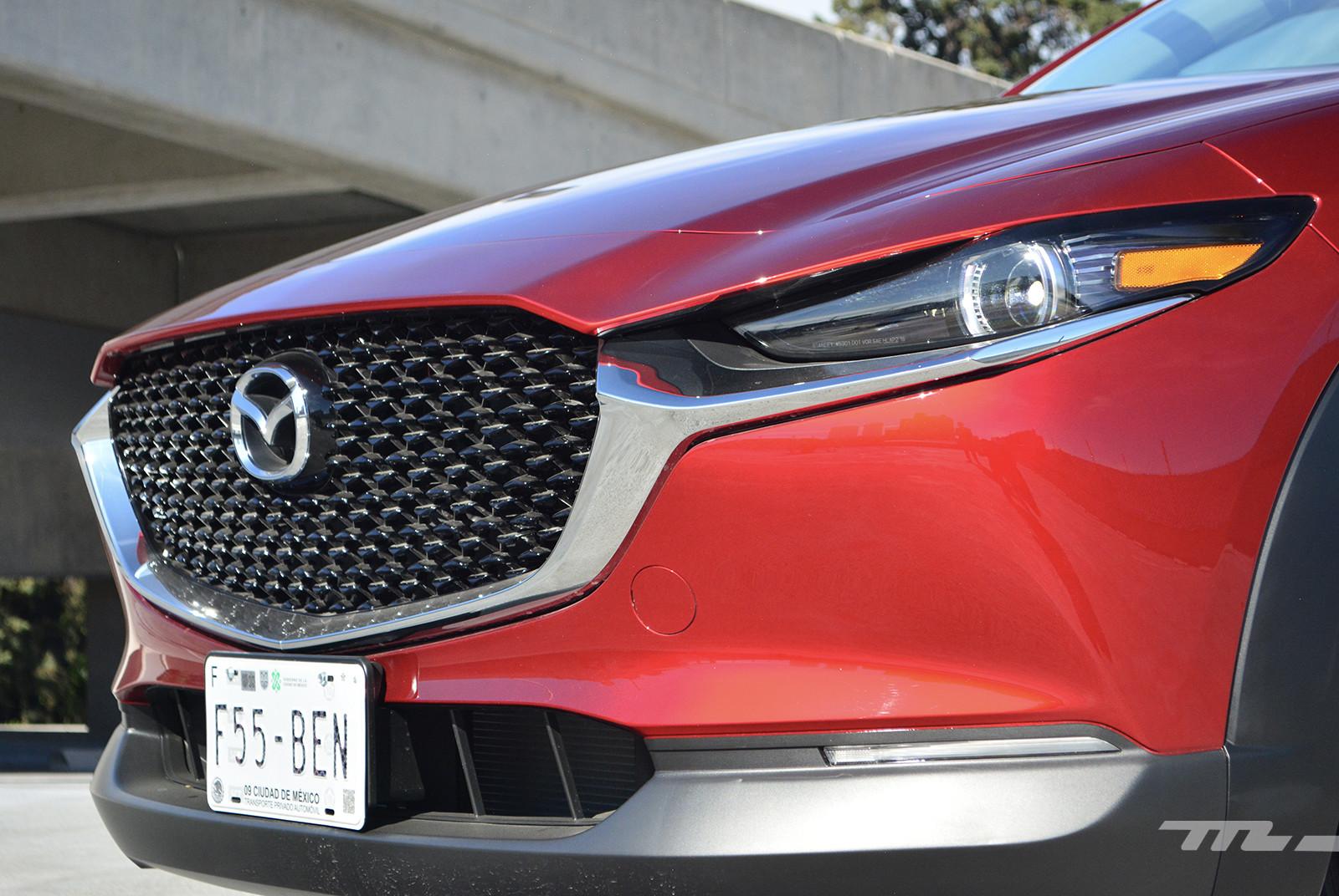 Foto de Mazda CX-30 (prueba) (13/25)