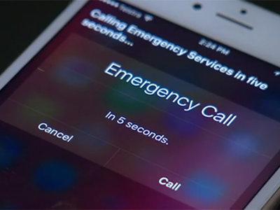 Una madre recurre a Siri para pedir una ambulancia (y logra salvar la vida de su hija)