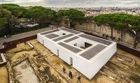La Plaza Nueva del Castillo de San Jorge en Lisboa, de la Edad de Hierro hasta hoy