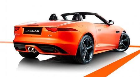 Jaguar F-Type Firesand