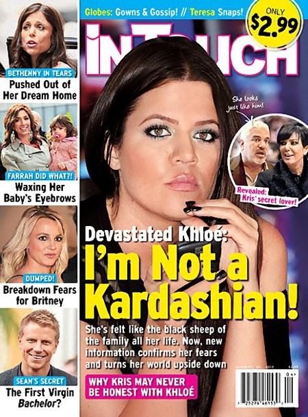 khloe not kardashian