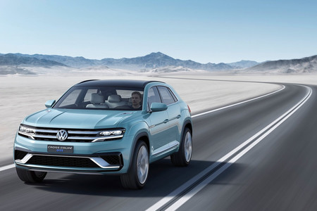 Volkswagen Cross Coupe Gte Concept 5