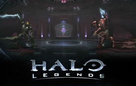 El prometedor anime de 'Halo Legends'. Primer tráiler de 2 minutos y medio