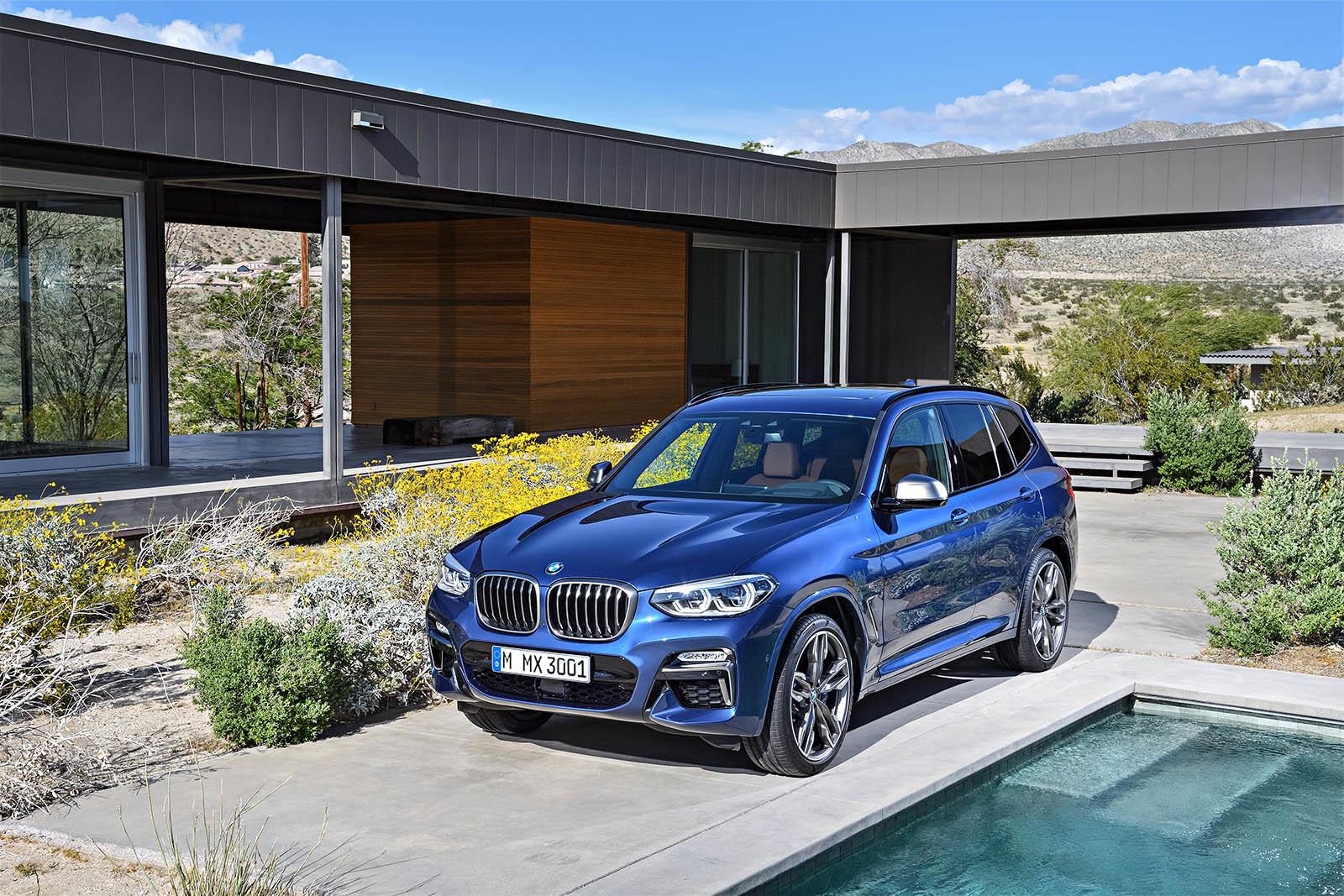 Foto de BMW X3 2018 (9/34)