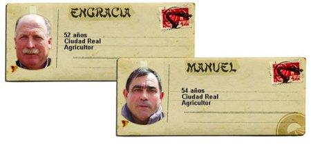 Engracia y Manuel
