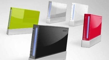 Rumor: Muy pronto las Wiis de colores