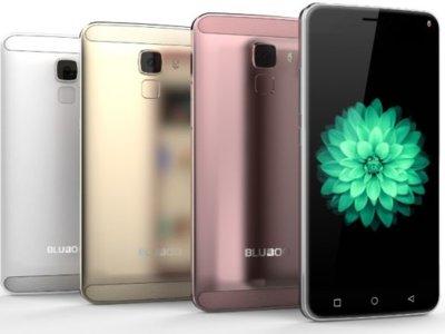Bluboo Xfire 2, el smartphone Android de 70 dólares con triple-SIM ya se muestra en imágenes