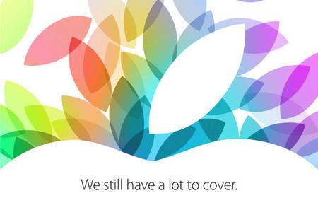 Sigue con nosotros el evento especial de Apple, nuevos iPad en camino