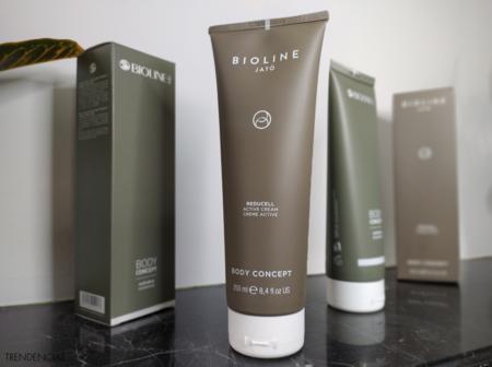 Desde que hemos sumado estos dos productos corporales de Bioline Jatò a nuestra rutina las piernas están mucho más suaves
