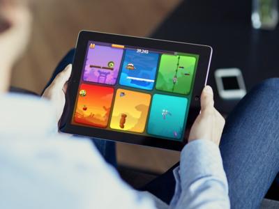 Mindivision para iOS, ¿puedes jugar a seis juegos al mismo tiempo?