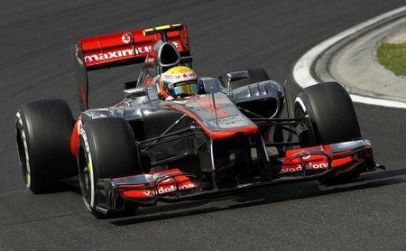 McLaren también trabaja en el Doble-DRS