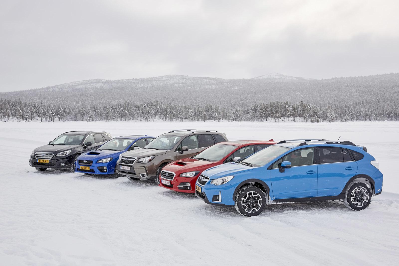Foto de Subaru Snow Drive 2016 (82/137)