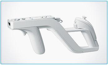 Fecha y precio para el Wii Zapper