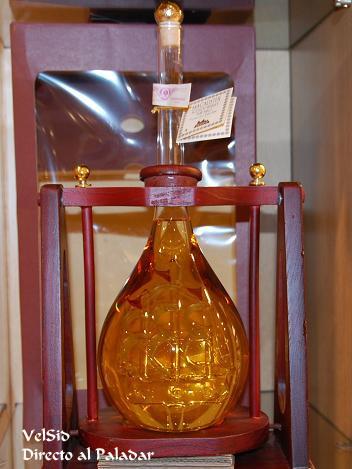 Whisky Macalister Navire, una bebida que adorna