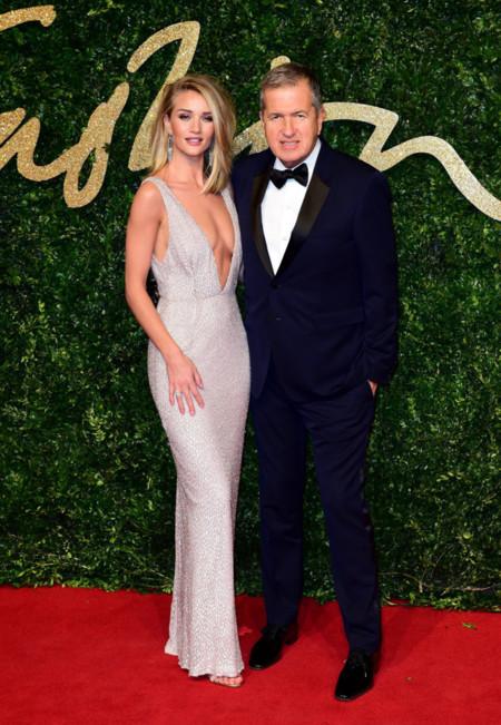 Los British Fashion Awards nos dejan buen número de looks bastante sobrios