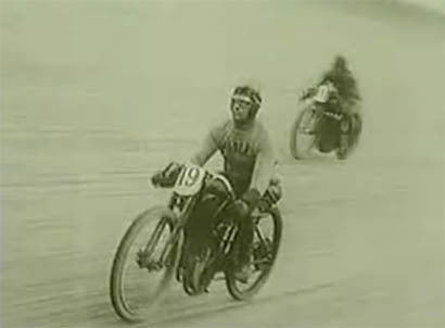 Daytona oval race 1920