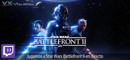 Jugamos en directo a Star Wars Battlefront 2 a las 17:00h (las 10:00h en CDMX) [Finalizado]
