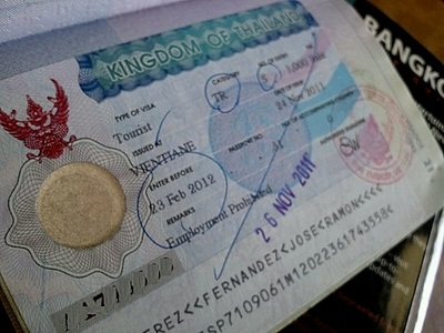 Visa única para viajar a Tailandia y Camboya