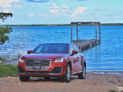 Audi Q2, después de manejarlo, no terminamos de comprenderlo y eso es parte de su encanto