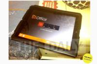 Primera imagen de lo que podría ser Microsoft Office en iPad (actualizado)