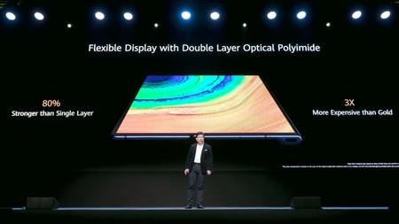 Huawei Mate Xs Oficial Pantalla
