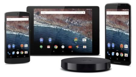 Nexus 5, 6, 7 (2013), 9 y Nexus Player actualizarán a Android 6.0 Marshmallow la semana que viene
