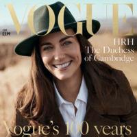 Vogue celebra su centenario con una portada para la historia junto a Kate Middleton