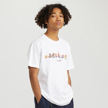 Camiseta Uniqlo Chico 3