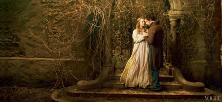 Los Miserables, de Victor Hugo, se dejan fotografiar por Annie Leibovitz